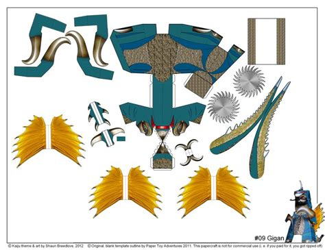 Godzilla Papercraft - 49 best images about papercrafts on disney