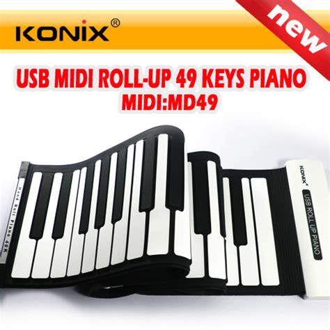 Usb Roll Up Piano Usb Midi Drum Kit Other Electronic Components Electronic