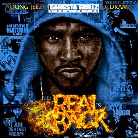 jeezy the real is back mixtape rap