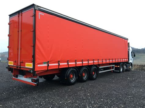 curtain side trailers for sale curtain side tri axle trailers all years for sale or hire