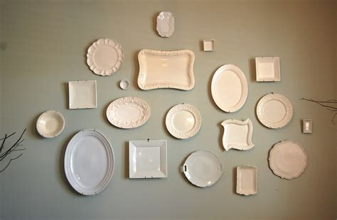 how to hang a picture on the wall hanging plates on the wall