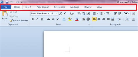 layout tab word 2010 design tab in word 2010 images
