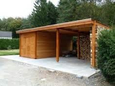 garage bois toit une pente 1000 images about carport on wooden carports