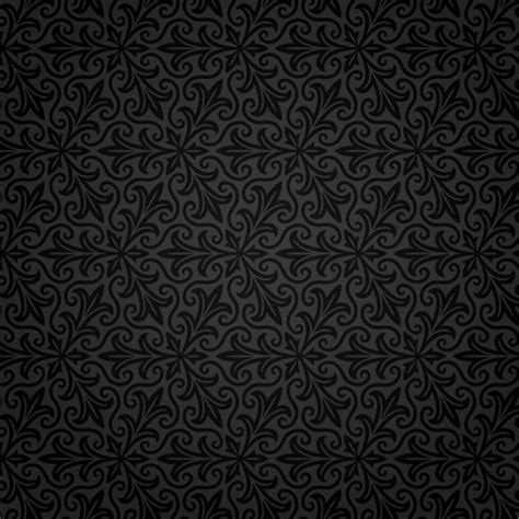 seamless pattern dark free seamless classical pattern background vector 02 titanui