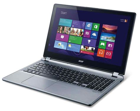 Laptop Acer Aspire M5 acer aspire m5 583p 5859 15 6 quot sleek laptop with intel i5 touchscreen windows laptop tablet