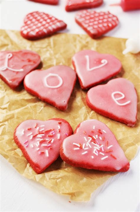 how to make valentines cookies easy to make s day cookies
