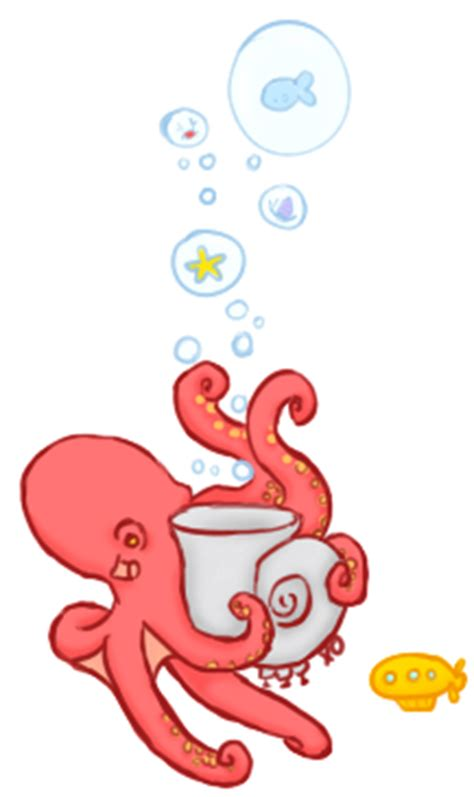 octopus in bathtub octopus in my bathtub by exoe on deviantart