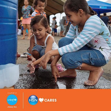 Hot 20 Off 40 Hsn Purchase 50 Hsn Gift Card Giveaway - hsn cares u s fund for unicef donation 10063862 hsn