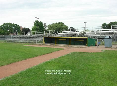 couch park jack couch ballpark kitchener ontario briefly utilized