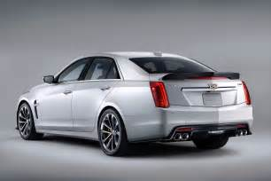Cadillac Cts Gas 2016 Cadillac Boosts Fuel Efficiency In Cts And Ats Models