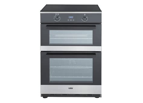 electric induction freestanding cookers 60cm electric cooker with induction hob stainless steel v60edoti v60edoti