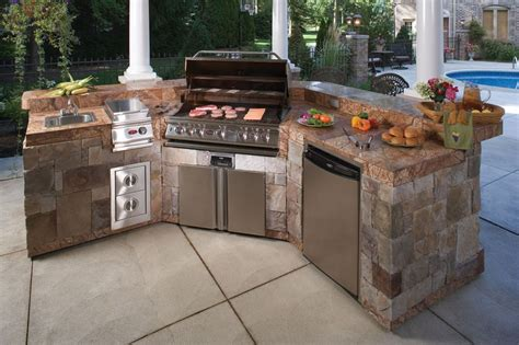 outdoor kitchen islands outdoor bbq island designs