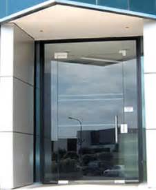 All Glass Exterior Doors All Glass Commercial Entrance Doors Rails Locks