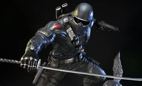 Iron Man Home g i joe snake eyes statue by prime 1 studio sideshow