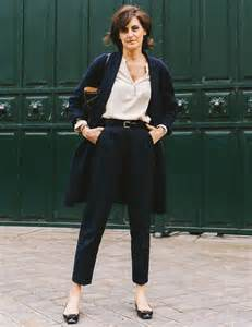 parisian dressing a la ines de la fressange that