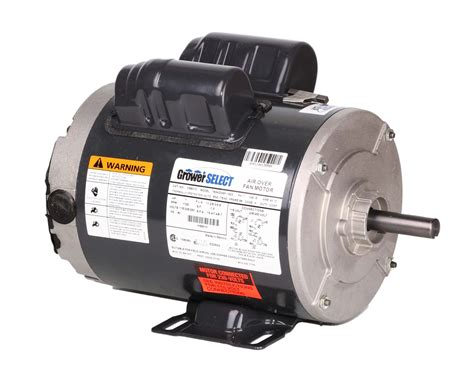 1 3 hp fan motor grower select 174 1 hp 1725 rpm fan motor hog slat