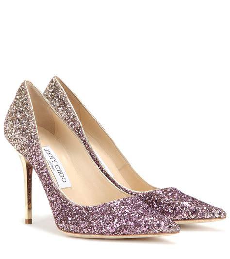 mytheresa agnes ombr 233 glitter pumps shoes jimmy