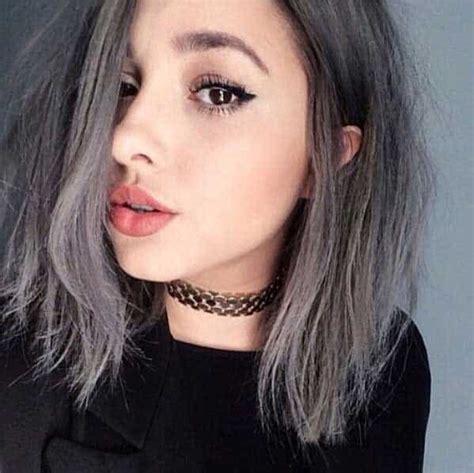 Tintes De Cabello Color Gris | tintes para pelo gris 161 trucos consejos y fotos
