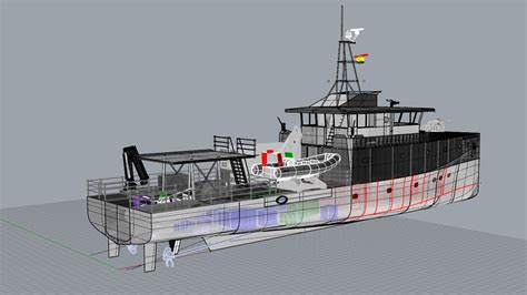naval  offshore architecture ensta bretagne