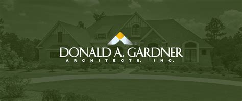 donald a gardner architects inc about donald a gardner architects inc
