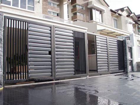 best 25 steel gate design ideas on steel gate