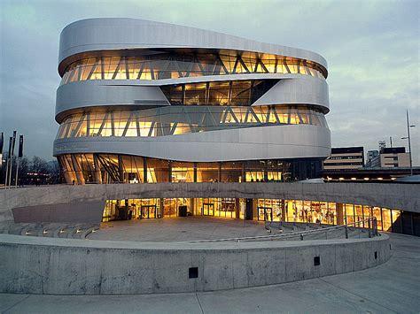 mercedes museum atrium mercedes museum