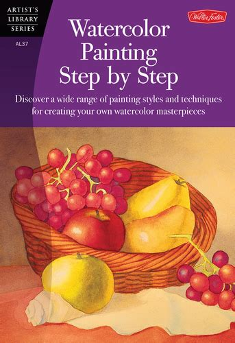 watercolors step by step books watercolor painting step by step quarto creates books