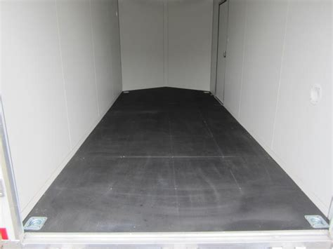 Nudo Flooring by Wauv7x1622 Cargo 7x16 Silver Sport Aluminum Enclosed