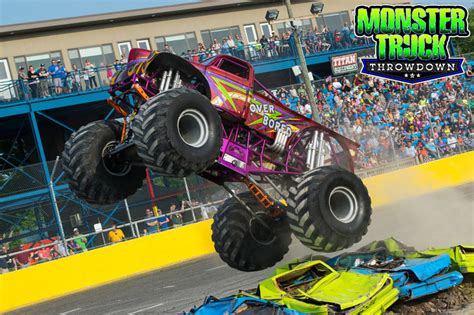 outdoor monster truck shows backwoods promotions motorsport and outdoor event staffing