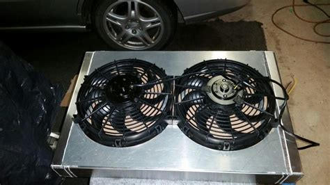 how to a radiator fan radiator fan mounting v8 miata forum home of the v8