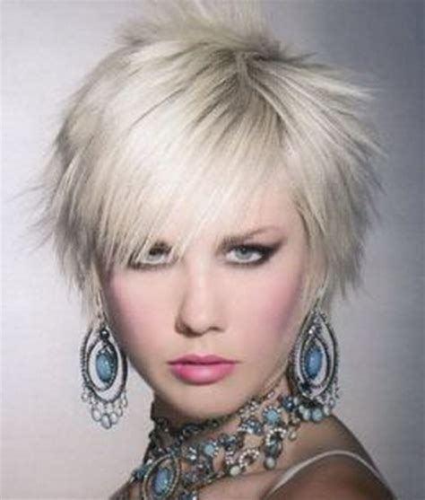 funky hairstyles for over 50 short funky hairstyles for women