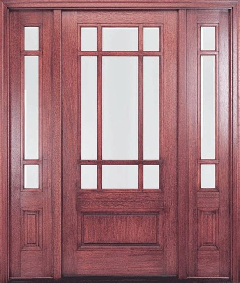 Door With Sidelights by 17 Best Ideas About Fiberglass Entry Doors On Entry Door With Sidelights Black