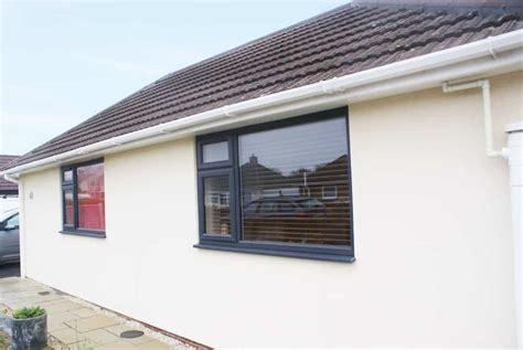 anthracite grey upvc windows  doors installation