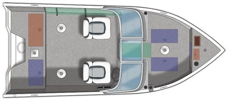 aluminum boat floor plans boat plans