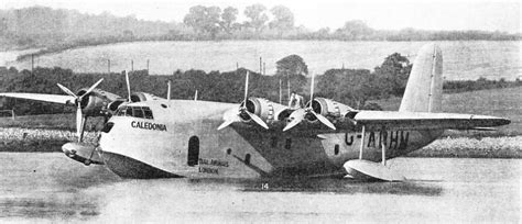 empire flying boat names empire flying boats
