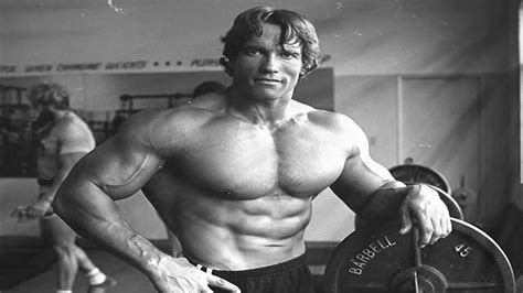 arnold schwarzenegger 41 years later then now arnold schwarzenegger the new six