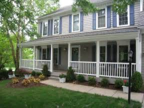 Colonial Front Porch Designs What Makes A Deck Or Porch Design Fit A Traditional House St Louis Decks Screened Porches