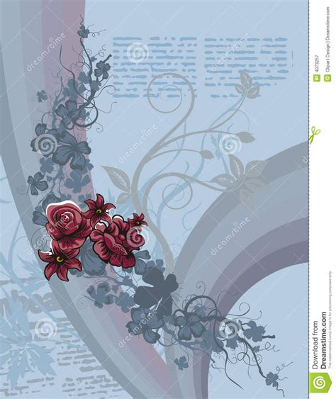 article floral background royalty free stock photography