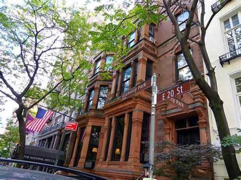 national arts club speisesaal ニューヨークの豪華プライベートクラブ national arts club new york