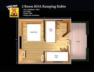 one room cabin floor plans