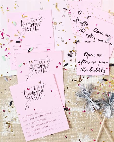 new year s stationary printable new year s eve party printables