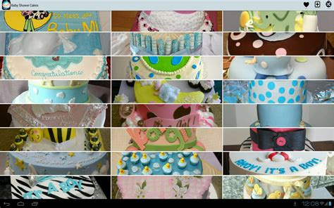 Baby Shower Apps by Baby Shower Cakes Ideas Es Appstore Para Android