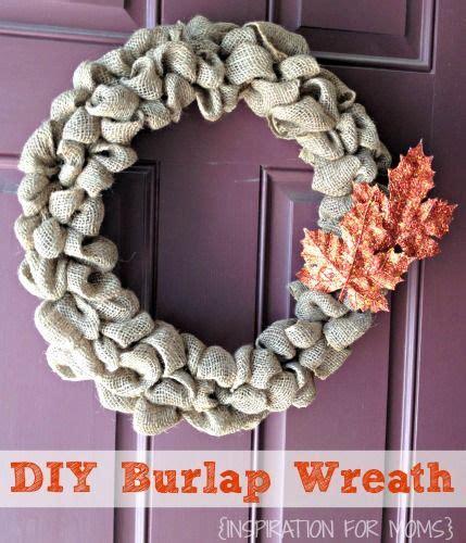 quick easy burlap fall wreath tutorial love of best 25 fall burlap wreaths ideas on pinterest burlap