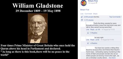 Islamic Memes - gladstone and islam anti muslim memes going round by