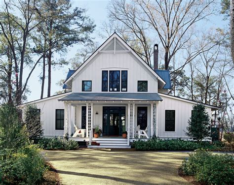 southern living farmhouse plans white plains southern living house plans