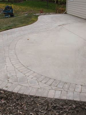 Extend Patio With Pavers Cerebrations Explanations Stained Glass