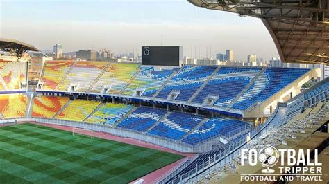 cgv world cup stadium world cup stadium suwon samsung bluewings football tripper