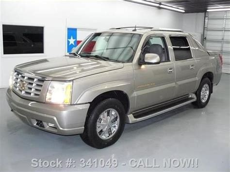 automotive repair manual 2002 cadillac escalade ext spare parts catalogs service manual 2002 cadillac escalade ext sun roof repair kits purchase used 2002 cadillac