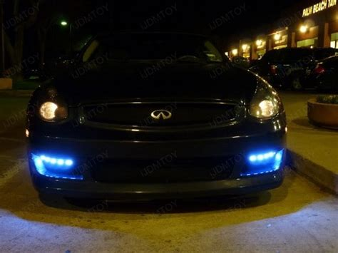Led Strip Lights For 2005 Infiniti G35 Coupe Ijdmtoy Led Lighting For Cars