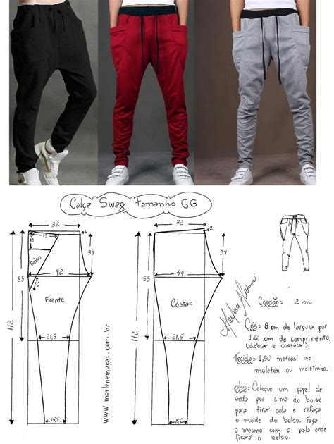 joggers pants pattern 1000 images about clothing joggers on pinterest